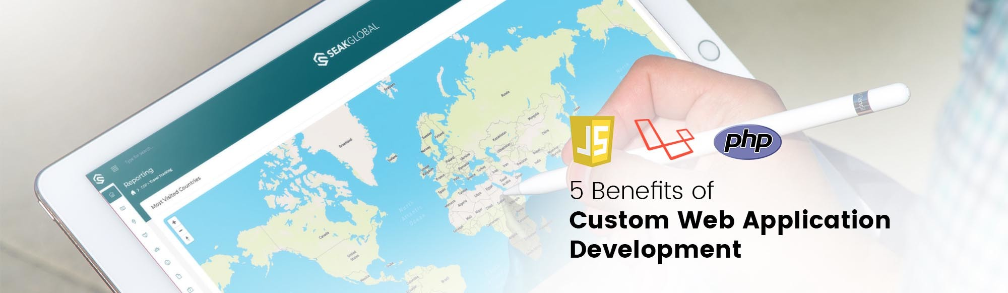 Benefits of Custom Web Application Development