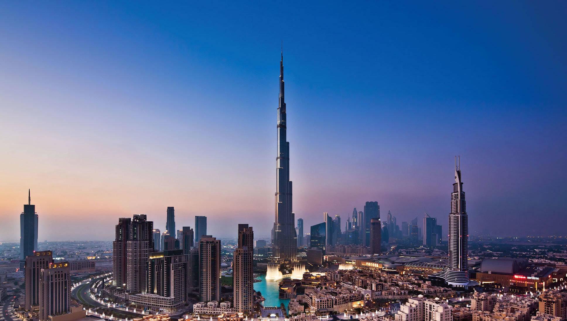 Dubai Expo 2020 Next World Expo
