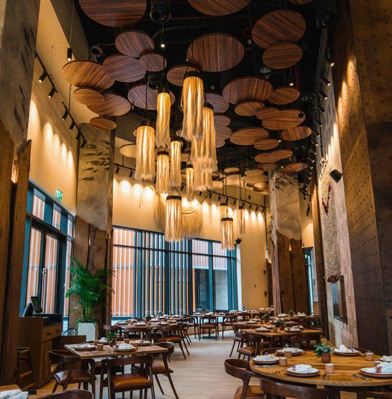 Meshico Restaurant Group inside the restaurant