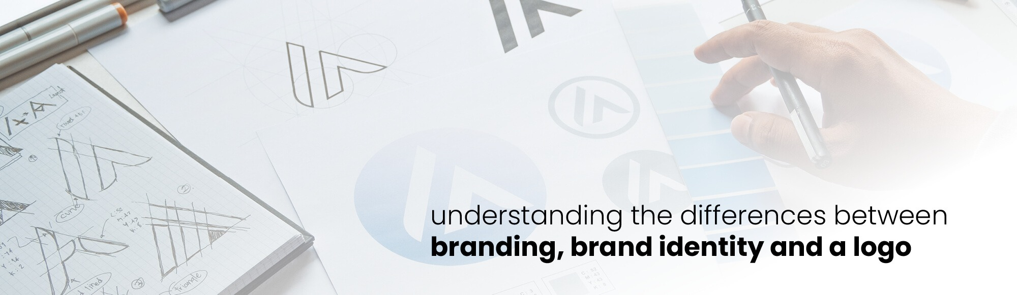 What's the Difference Between Branding, Brand Identity, and Logos?